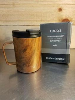 Simple/Modern 12oz  Scout Premium Insulated Stainless Steel