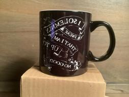 20-Oz. Licensed Heat-Reveal Coffee Mug Cup - Harry Potter TH