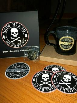 2019 Death Wish Coffee Society of Strong Coffee Subscriber O