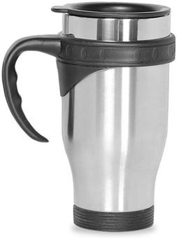 ONEB Car Cup Travel Mug 500ml With handle Stainless Steel Co