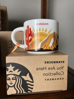 Starbucks Coffee Mug You Are Here Collection Phoenix Ornamen