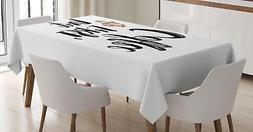coffee tablecloth 3 sizes available rectangular table