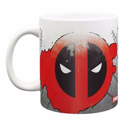 Deadpool Just Relax Marvel Comics Coffee Mug