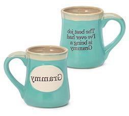 GRAMMY THE BEST JOB I'VE EVER HAD COFFEE MUG MOTHERS DAY GIF