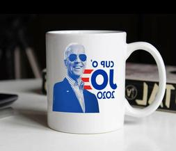 Joe Biden For President 2020 Cup O' JO Democrat Coffee Mug C