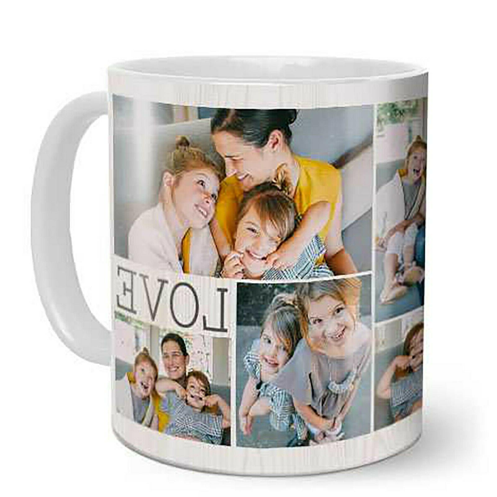11oz Custom Father's Printed Cup