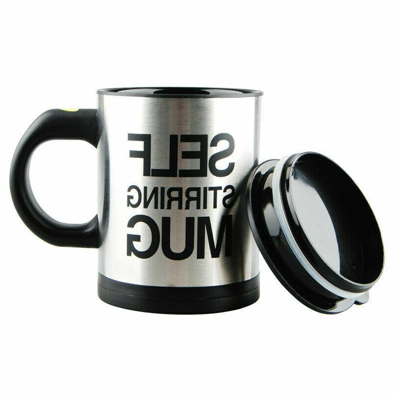 Automatic Mixing Cup Mug Electric