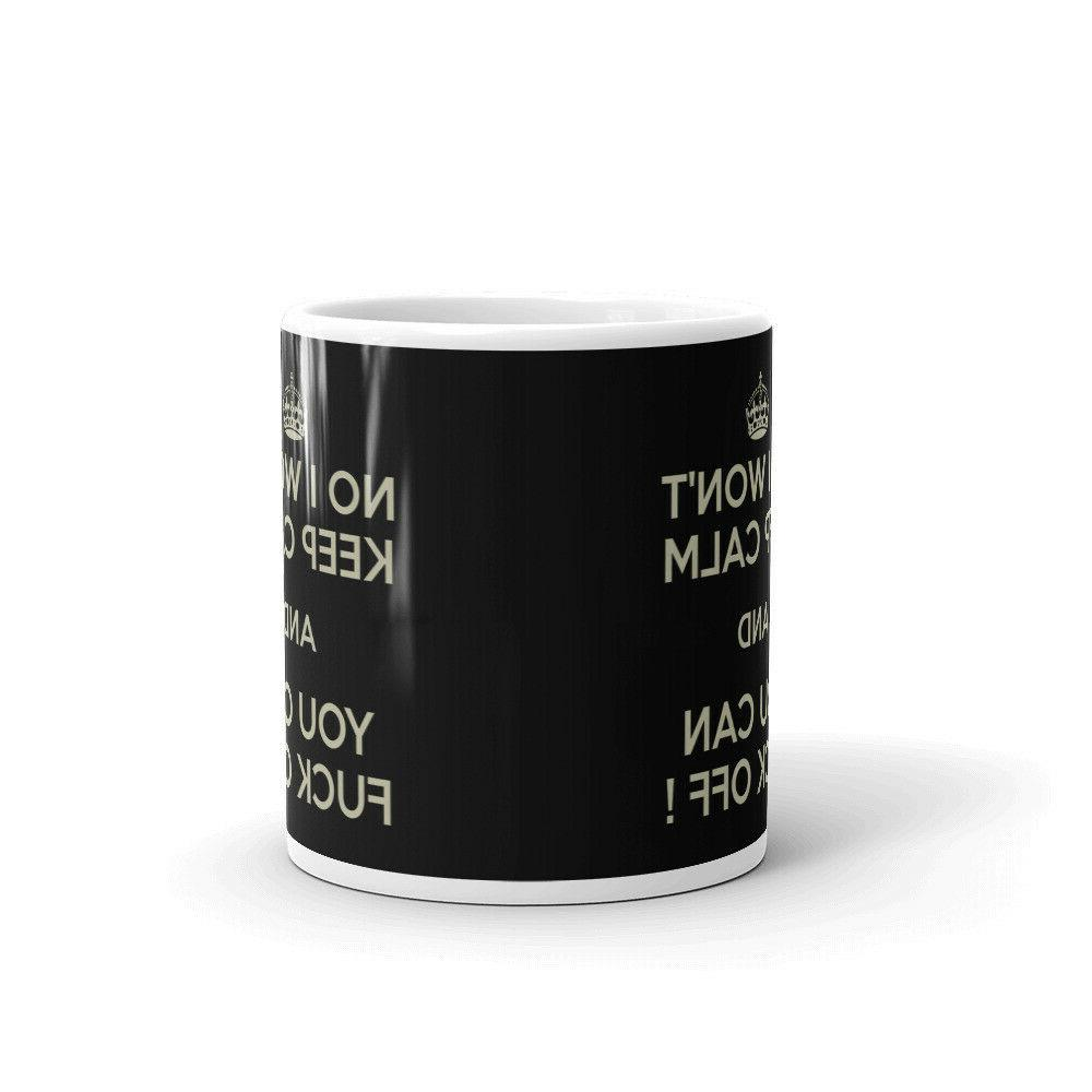 And You Can Coffee Tea Office Work Cup Gift