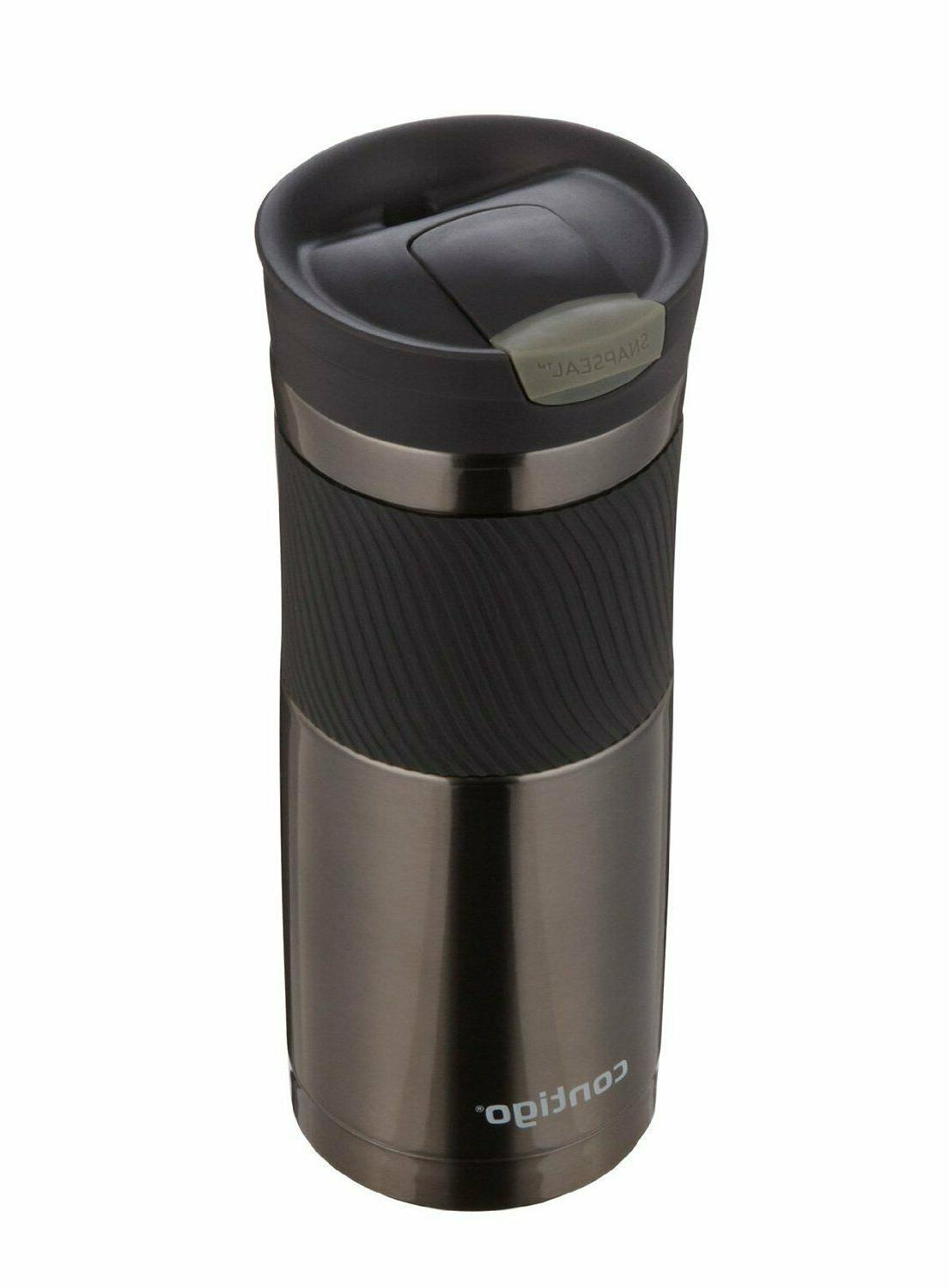 Insulated Stainless Steel Tumbler Coffee Hot Water