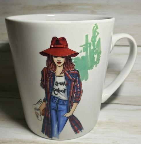 new coffee cup fashion mug glam girl