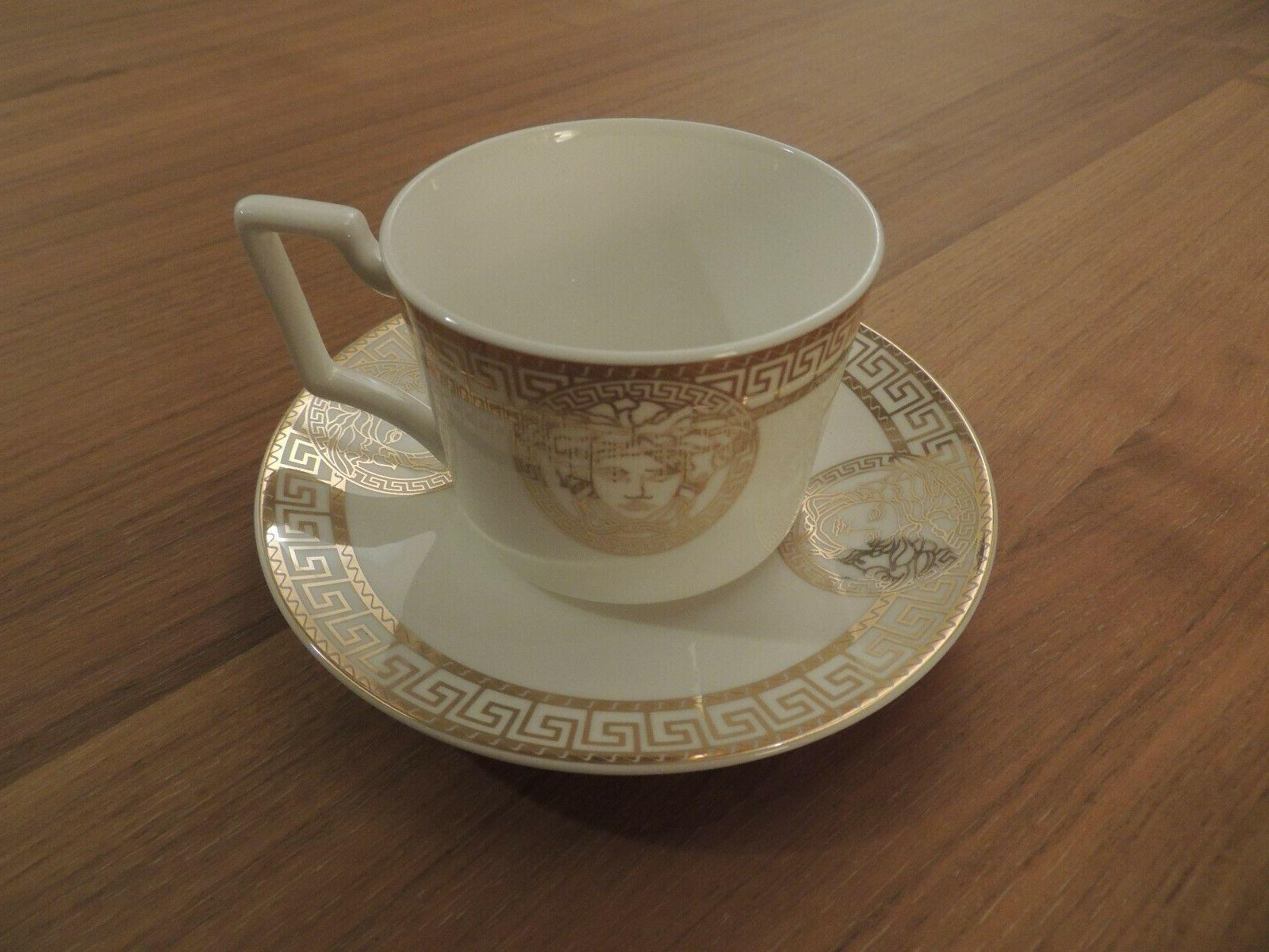 NEW VERSACE Rosenthal Tea and