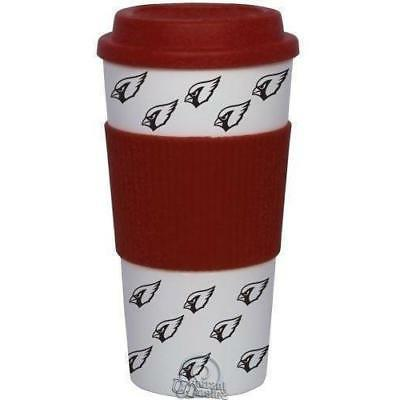 NFL Arizona Cardinals 16 Oz Plastic Tumbler Travel Cup Hot/C