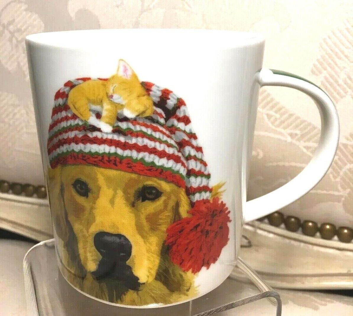PPD Dog Kitty Coffee Design New