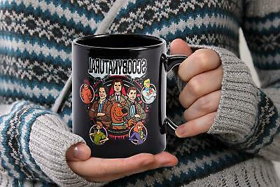 """Supernatural & Scooby-Doo Mashup """"Scoobynatural"""" Coffee Holds"""
