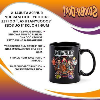 """Supernatural """"Scoobynatural"""" Coffee   Holds"""