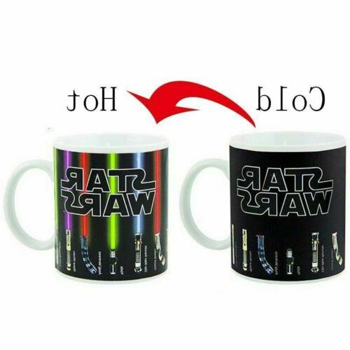 Star Wars Lightsaber Cup Changing Coffee