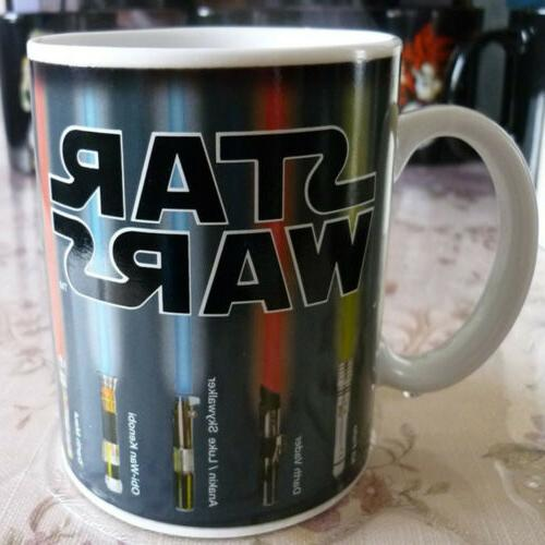 Star Wars Cup Changing