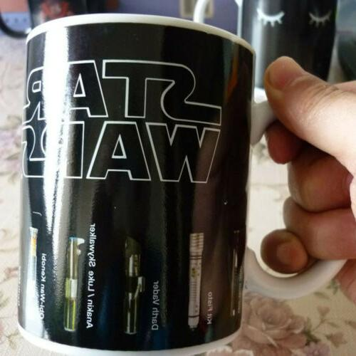 Star Wars Cup Temperature Changing