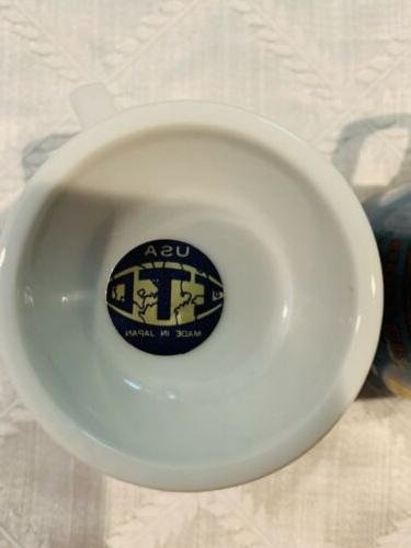 VINTAGE 1970's COFFEE CUP MADE IN