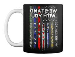 Machine washable We Stand With You Gift Coffee Mug Gift Coff
