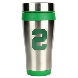 MICHIGAN STATE SPARTANS MUG COFFEE CUP STAINLESS STEEL TRAVE