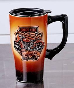Motorcycle The Perfect Gift Travel Coffee Mug Cup 1 Pc
