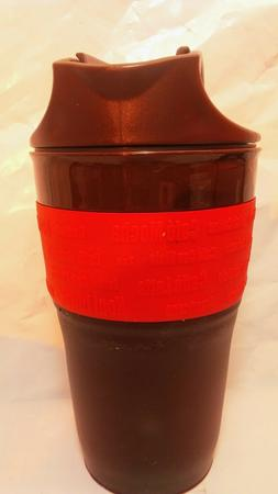 NEW Coffee Tea Cup Car/Office Collapsible Silicone Portable