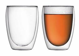 Bodum Pavina 12-Ounce Double-Wall Thermo Cooler/Beer Glass,
