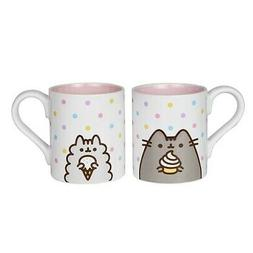 Enesco - Pusheen by Our Name is Mud - Pusheen & Stormy Coffe