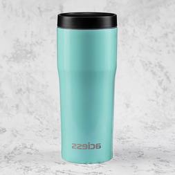 Stainless steel tumbler Coffee Travel Mug for Car Double wal