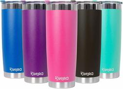 Stainless Steel Coffee Tumbler Vacuum Insulated Travel Mug w
